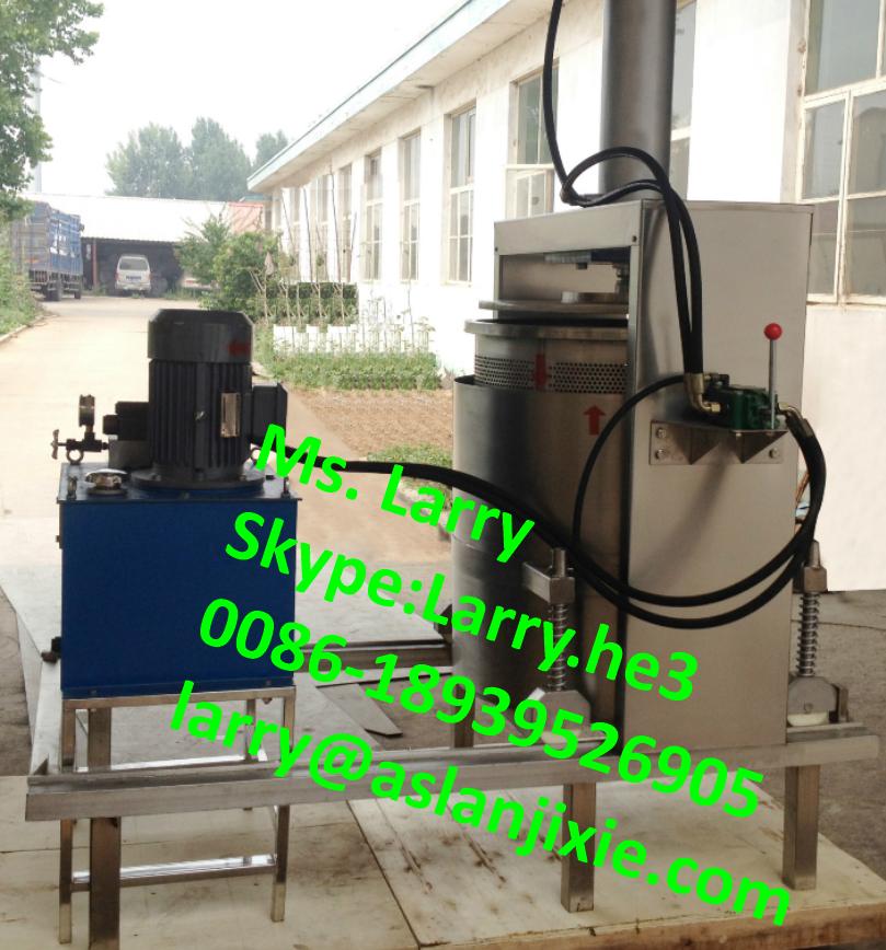 hydraulic juice press machine