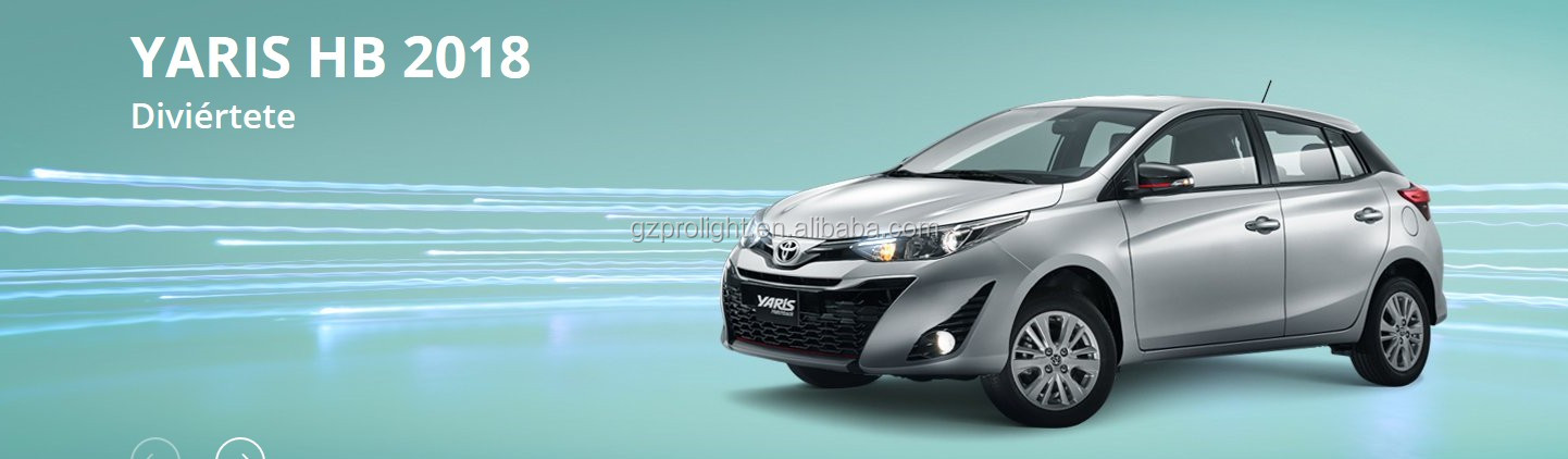 Yaris HB 2018 2019 Fog Light Lamp From 25 Years Manufacturer In China