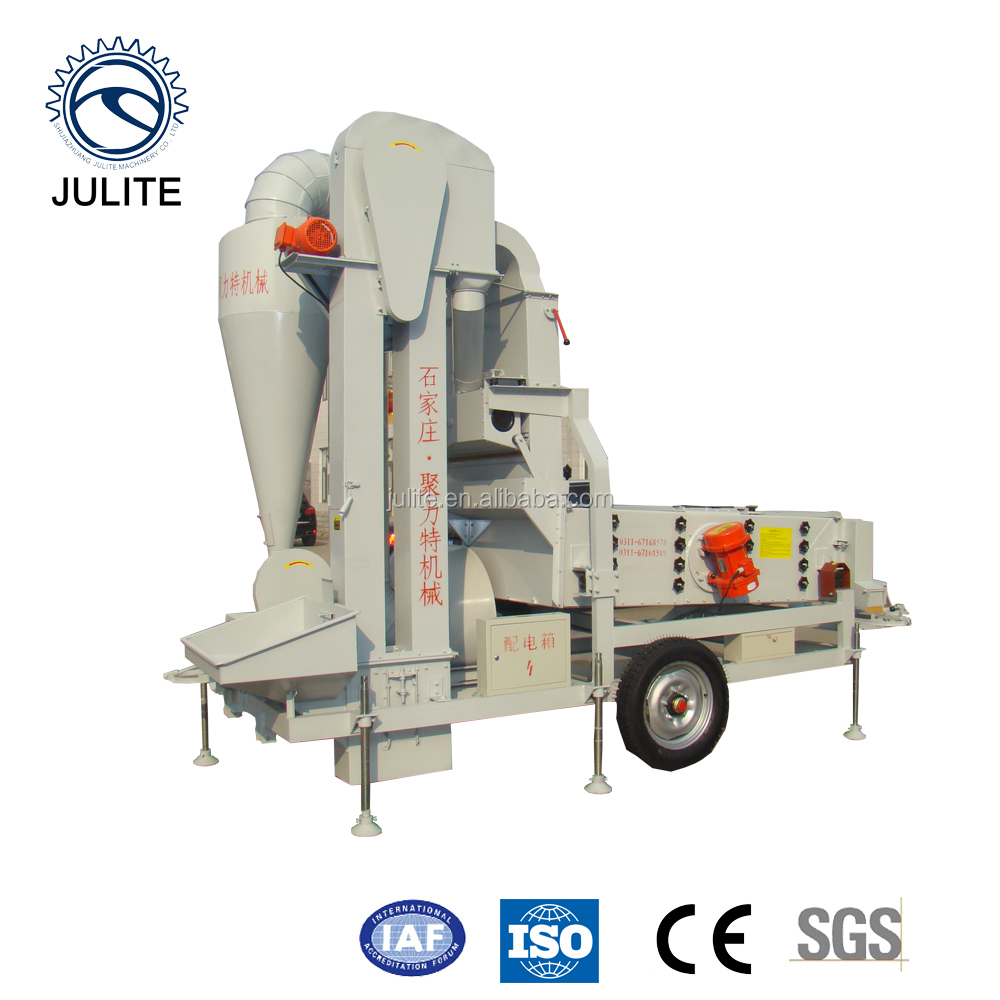 5XFS-5C wheat cleaning and gradig machine