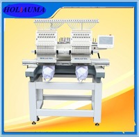 HOLiAUMA SIMILR TO toyota embroidery machine/2 head computerized operation embroidery machine