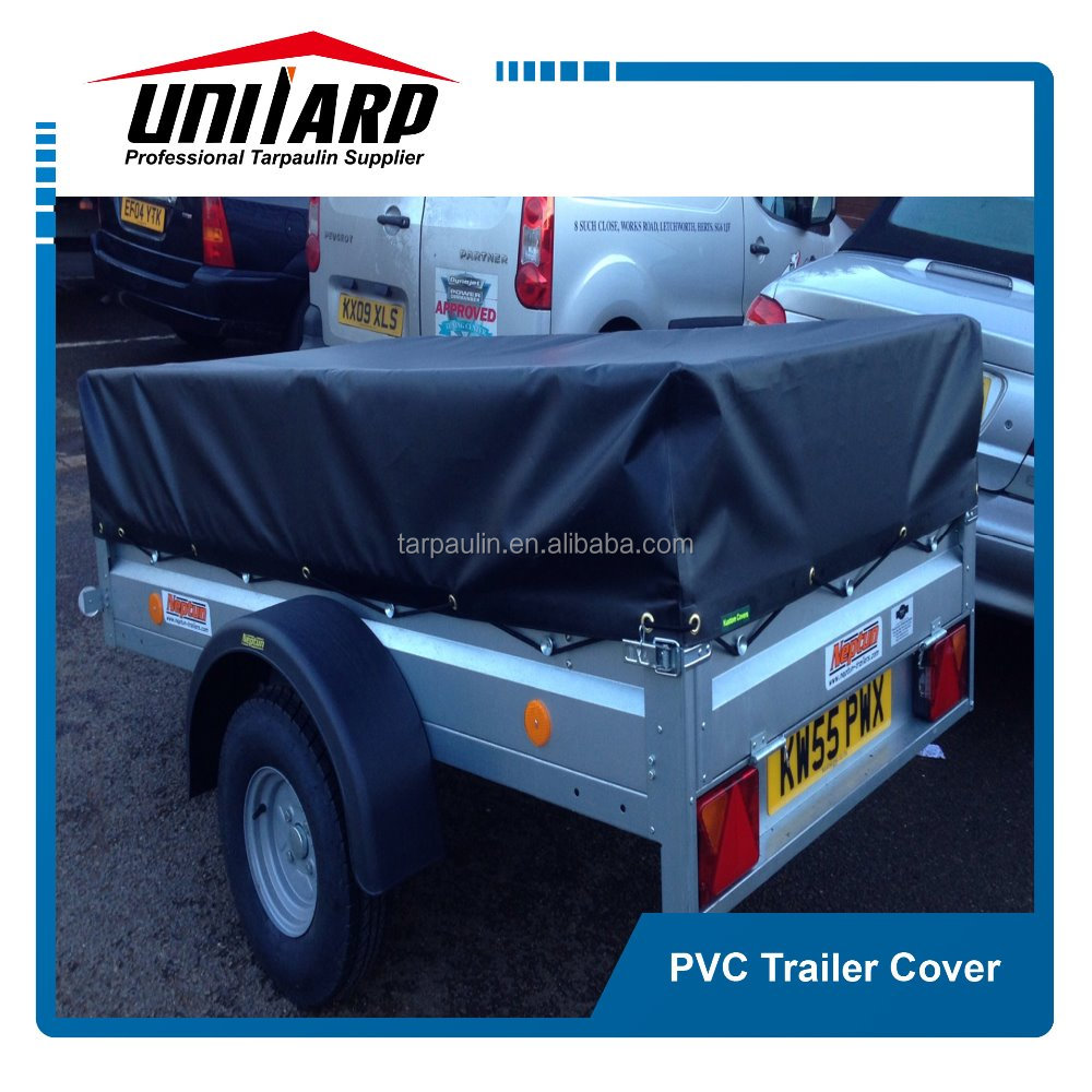 New popular 100 polyester breathable blackout trailer waterproof cover fabric