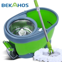 2015 Household Cleaning Alibaba China Market Online Shopping Taiwan Magic Mop Spin Mop