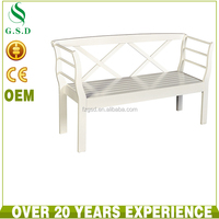 most popular preferential price newest model mdf wooden bench seat sofas