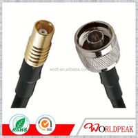 Wholesale Male electric RF Cable jumper wire with N and MCX Connectors