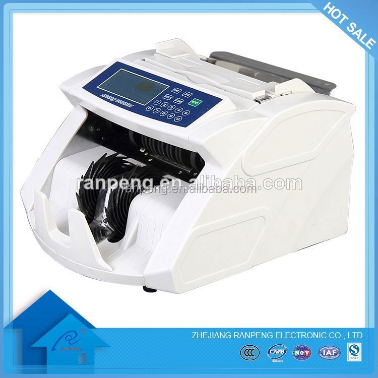 681C Batch function CCC approved money counter machine and detector