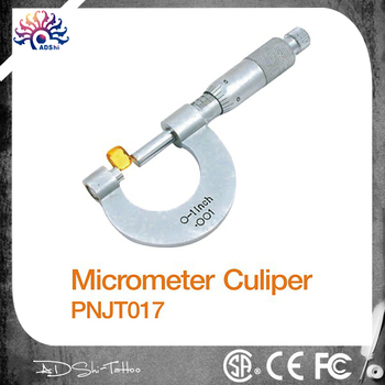 Body Piercing Tool micrometer culiper measuring tools