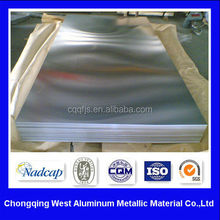 High qulity mill finish circle aluminum plate