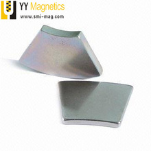 arc shape neodymium magnets ndfeb Curved magnets
