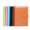 A5 Agenda Planner PU Leather Notebook