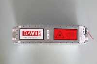 DAVI LASER / RF CO2 LASER TUBE / 30W METAL TUBE /Electronic components, machinery parts