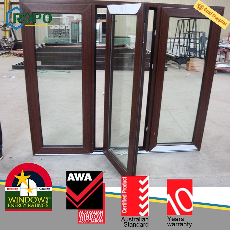 Newest design top quality inward opening casement window