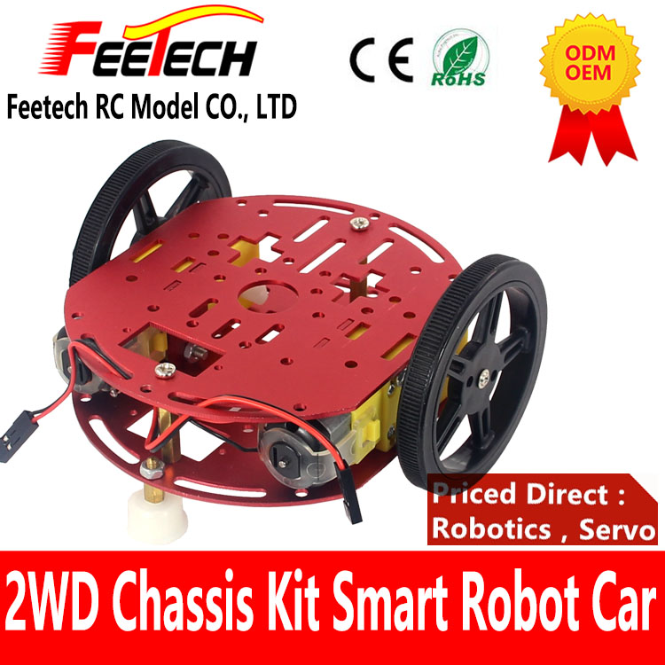 New Products RC Hobby Radio Control Style Robot Chassis kit