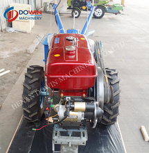 Agriculture tractors china cheap 12hp walking tractor for sale