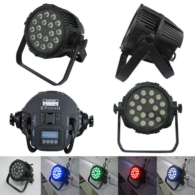 Full color high power led waterproof par light