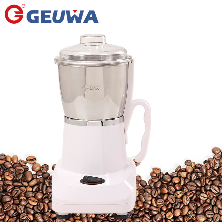 mini geuwa handy portable coffee maker grinder B30 for coffee bean spice processing