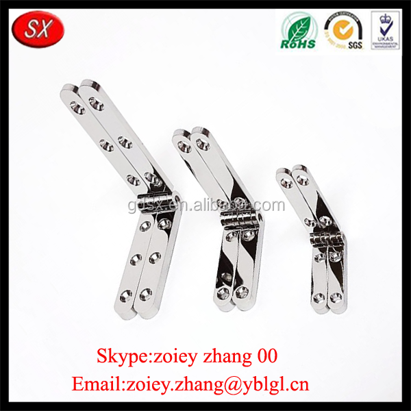 Dongguan Hardware Factory Customized Made Stainless Steel Neat Hinge