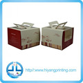 High Quality Fancy Design Happy Birthday Cake Box, Lovely Boxes for Cake
