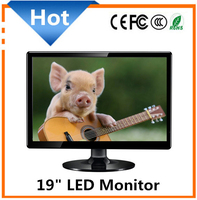 19 monitor LED plastic cover of led tv monitor