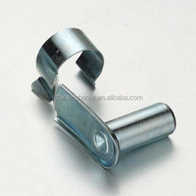 Standard White Zinc Plated Clevis Pin