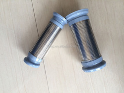 europe pipe interlock pipe exhaust muffler/low price stack pipe /high quality Middle cooler pipe