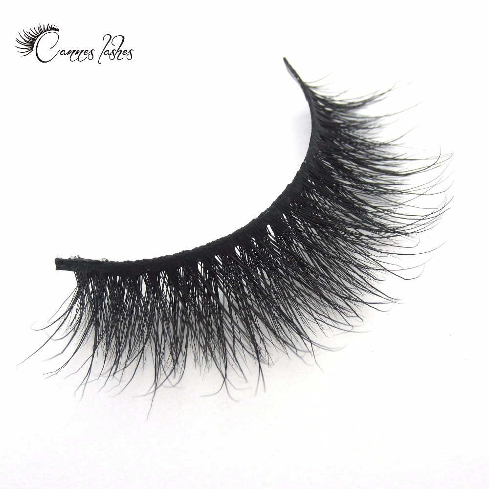 Cannes Private Label Manufacturer Mink 3D Eye Lashes