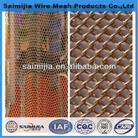 Decorative flexible metal mesh curtain/Metal curtain