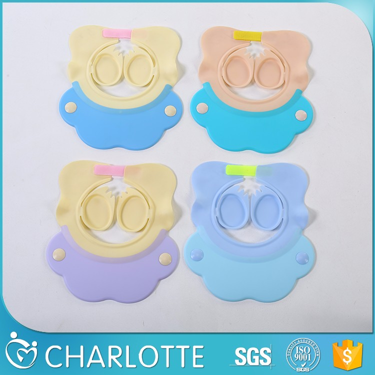 Attractive price new type children shampoo shower cap