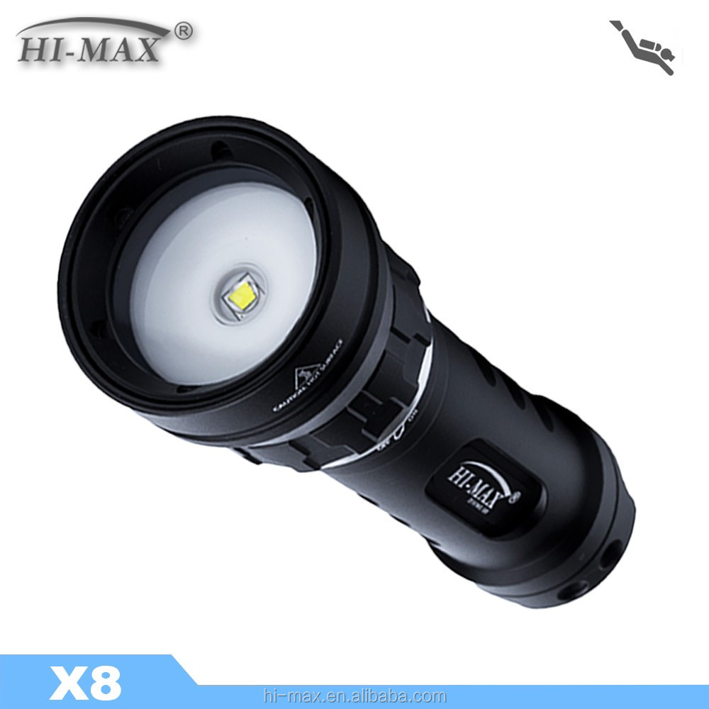 Waterproof 200m marine led light, Photographic <strong>Equipment</strong> Diving video/photo light