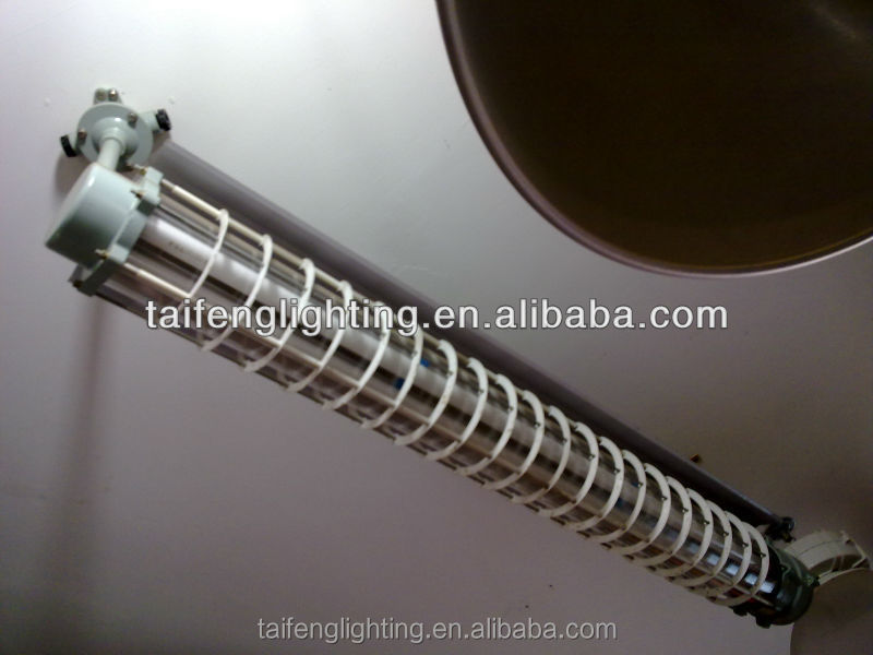 Energy saviing explosion proof fluorescent lamp explosion-proof fluorescent lamp