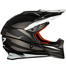 DOT Cross Helmet ,Double Lens Tension Motorcycle Helmet
