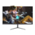 Newest 24 inch  curved monitor 144hz 1080p led gaming monitor for internet cafe