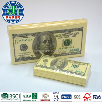 "paper for printing fake money Treasury seal doesn't match the color of the serial number, the bill is fake 3 the bill's border - the outside borders on real paper currency are ""clear, sharp and unbroken"" however, the secret service notes that the edges on a counterfeit bill can be ""blurred and indistinct"" because of the difference in printing methods and."
