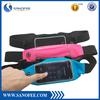 2015 new touch screen running waist pack runner belt workout cellphone pouch running belt for iphone