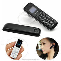 Wholesale price amazon hot gsm smallest phone with bluetooth 3g strong signal mini cell phone