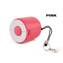 promotional cheap super lound mini music keychain bluetooth speaker