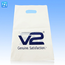 HDPE LDPE factory manufacture laundry plastic bag custom hotel plastic laundry bag with logo printed