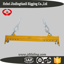Customized welded load lifter spreader bar for lifting