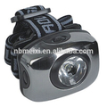 CE ROHS Approved Factory wholesales in ningbo zhejiang 3W LED Head Torch