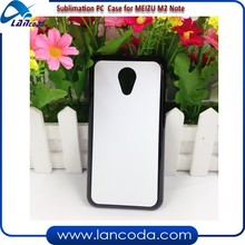 shenzhen sublimation printing cellphone case cover for Meizu M2 Note/meilan note2