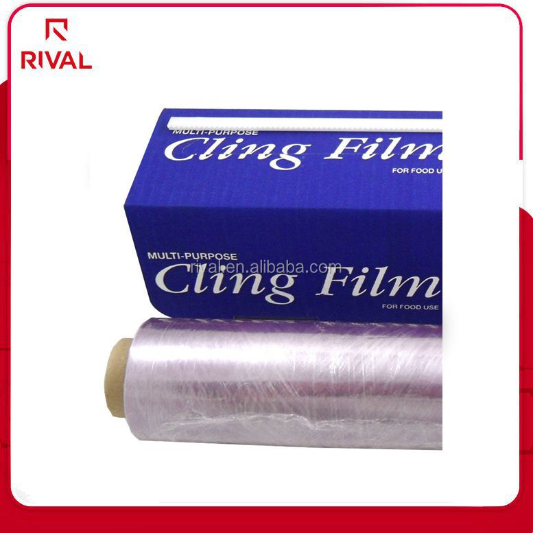china manufacturer wholesale price packaging stretch food grade cling film