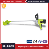 China Made Professional Powder Concrete Battery Operated Electric Mixer