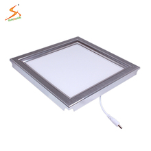 CE ROHS certificated customized Indoor lighting 600x600 36w led panel light
