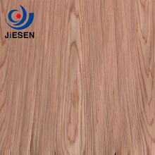 Reconstituted White Engineered Oak Veneer For Laminated Wood Door