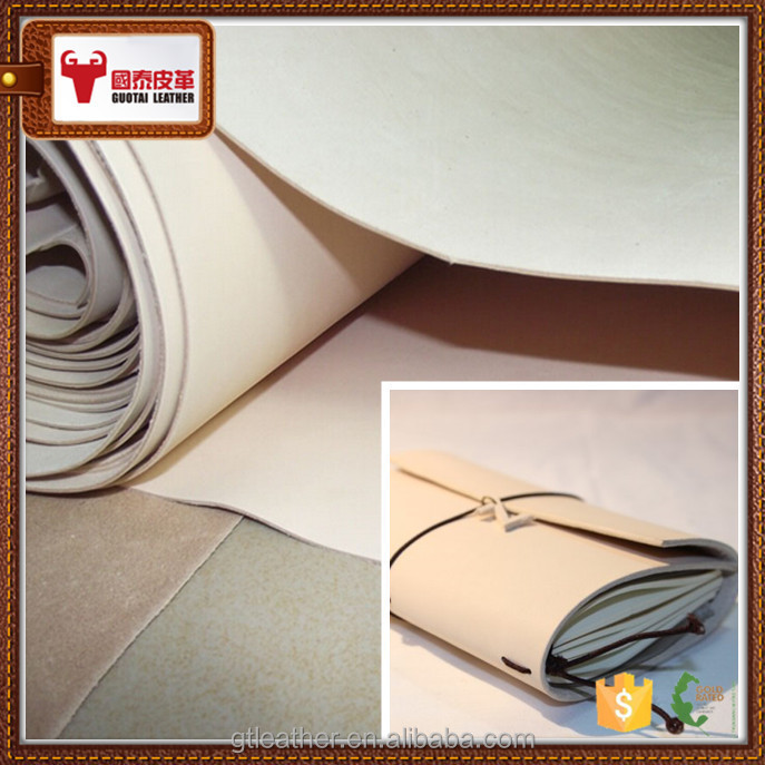 2.4-2.6 cow vegetable tanned leather hides