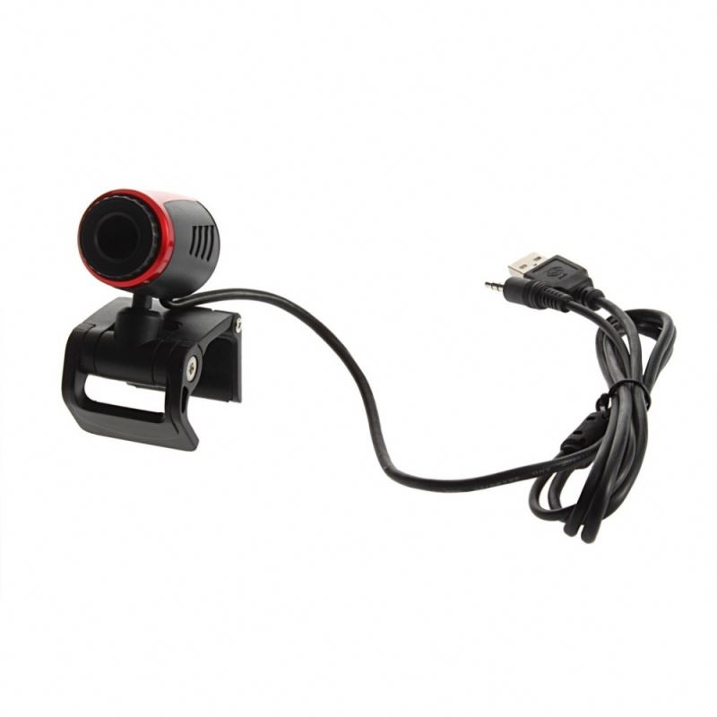360 Web Camera 2.0 Free Driver USB PC Camera Clip Webcam 3G Web Camera w/ MIC Microphone for Laptop PC