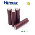18650 lithium batteries INR18650HG2 3.7v 3000mah rechargeable battery