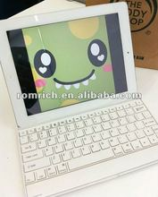 Aluminum Case Cover Wireless Bluetooth Keyboard For Apple iPad 2 3