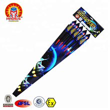 SKY MONSTER Magnus 1.4G Consumer Pyrotechnics Aerial Pack Sky Bottle Ball Rocket Fireworks for Sale