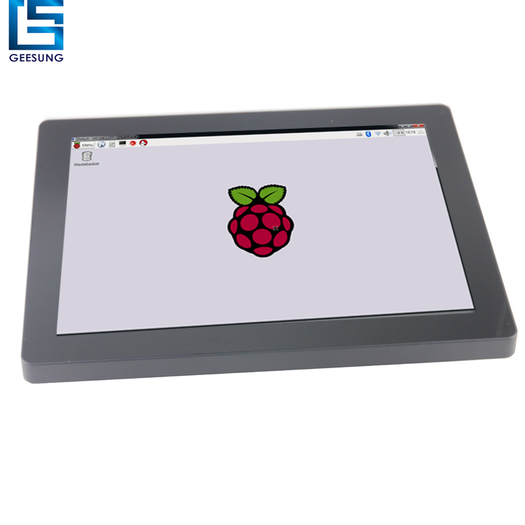 High quality 1280*1024 PACT touch screen RPI3 all in one