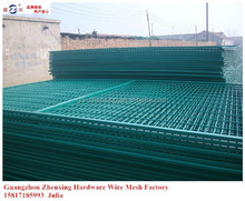 New design for outdoor plastic garden fence panels with lowest prices ZX-KJHL09
